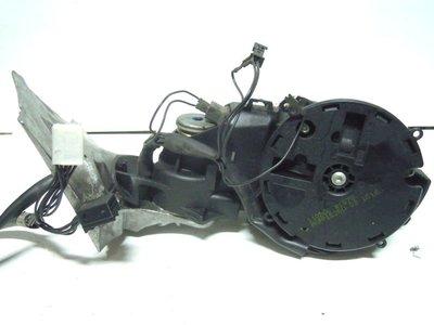 BENZ W221 S350 S400 S550 S63後視鏡 後照鏡 後視鏡(後照鏡)維修 電折馬達 鏡面控制器
