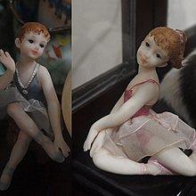 芭蕾舞女孩  2個一起賣! 1元直購!