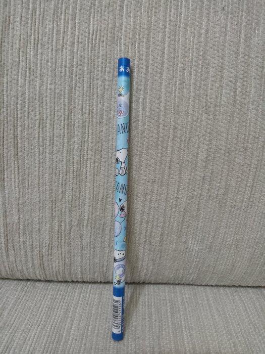 天使熊雜貨小舖~日本帶回史努比SNOOPY削式鉛筆現貨:藍/紅2款  全新現貨