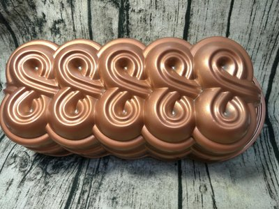 現貨:SIGNORA RIBBON LOAF PAN 緞帶烤模