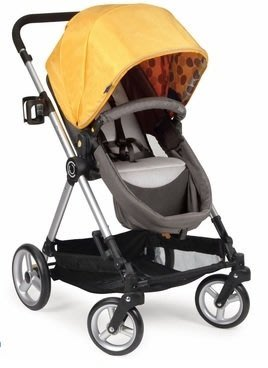 ㊣USA Gossip㊣ Contours Bliss 4-in-1 Baby Stroller System 代買代購