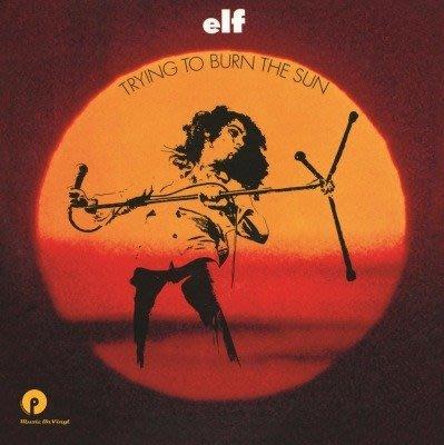 【預購】【黑膠唱片LP】TRYING TO BURN THE SUN / ELF---8719262003569
