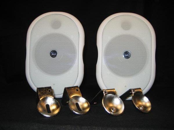 造型喇叭  商業空間專用  SHOW CSB 40T  高低阻抗二用  40瓦W 白黑2色 單隻售價