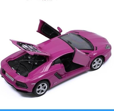 模型車 合金汽車模型1:32帕加尼超級跑車阿斯頓馬丁敞篷車仿真玩具車   全館免運
