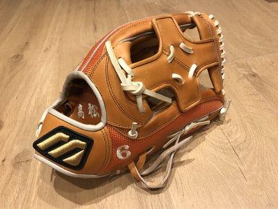 MIZUNO PRO Order 大M 金標 硬式 棒壘球 外野手套