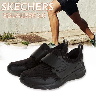 (OK棒)SKECHERS EQUALIZER 男款運動鞋 休閒鞋 輕量健身 懶人鞋 健走鞋@A3(52934BBK) 彰化縣