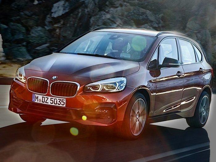 【樂駒】 DTE Systems BMW F45 F46 214d 216d 218d 220d 德國 性能 晶片