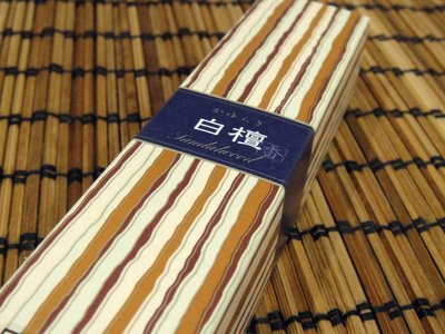 【啟秀齋】日本香堂 Nippon Kodo Kayuragi 白檀線香 臥香