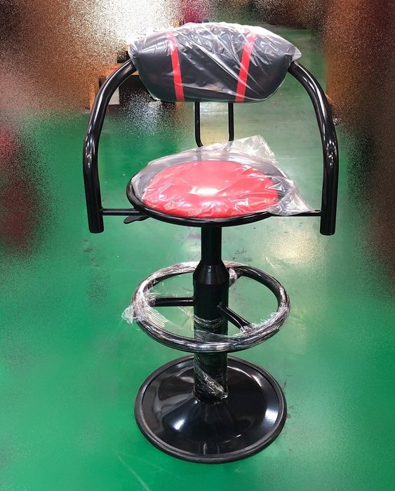 台中二手家具賣場 推薦 大里宏品全新中古傢俱家電 EA34312AJ*全新高腳椅 吧台椅 櫃台椅*2手桌椅 餐桌椅辦公椅