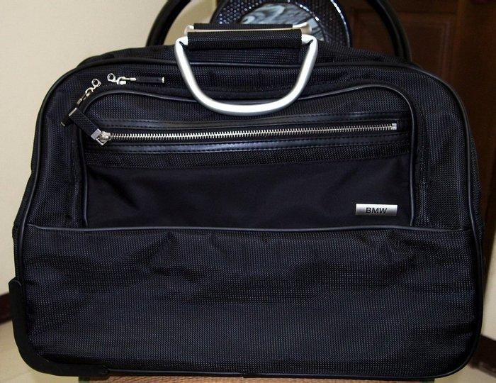 【全新】BMW 質感精品 拉桿/登機箱/旅行袋