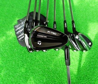 高爾夫球桿泰勒梅Taylormade 新款P790 黑武士限量版鐵桿組 SIM