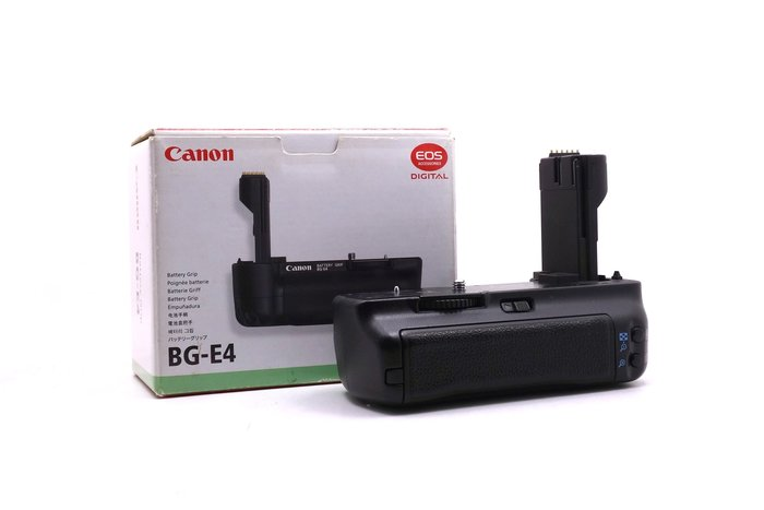 【台中青蘋果】Canon Battery Grip BG-E4 二手 電池手把 #22901