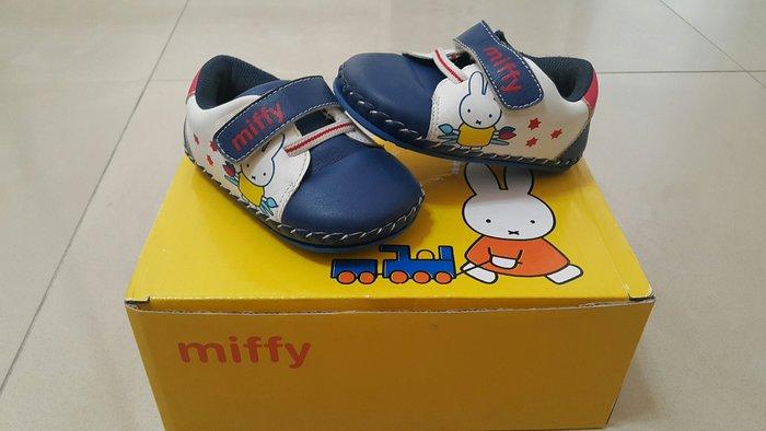 miffy 童鞋 原廠授權 (藍)