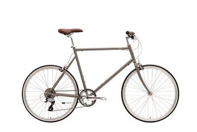 [Spun Shop] Tokyobike CS 26 - 消光沙棕色 日本城市休閒自行車