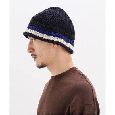 RACAL DOWN BRIM KNIT METRO HAT 日本制針織漁夫帽 RL-20-1131鴨舌帽
