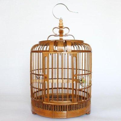 鳥籠 鳥籠籠凱里鳥籠三皮籠貴陽籠畫眉鳥籠竹全套配件八哥鳥籠mks