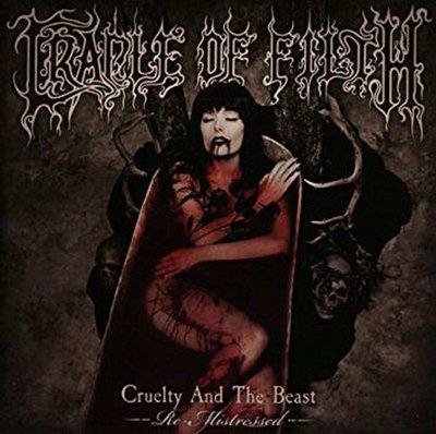 殘酷野獸Cruelty and the Beast-Re-Mistressed/惡靈天皇樂團---19075880882