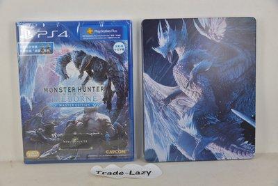 (全新送DLC & 特典鐵盒) PS4 Monster Hunter World Iceborne Master Edition MHW 芒亨 (行貨中文)