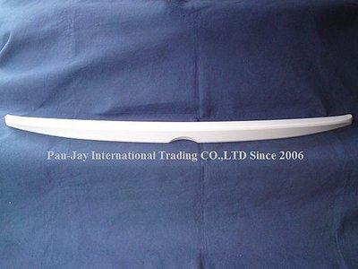 ※寶捷國際※ 2012 TOYOTA CAMRY,  CAMRY HYBRID 3D立體平貼 尾翼 ABS材質 台灣製造 高雄市