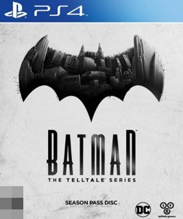 PS4 遊戲 Batman:The Telltale Series 蝙蝠俠:秘密系譜 中英文版 全新未拆 免運費