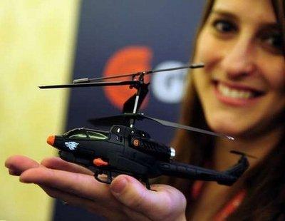 正貨!! ※台北快貨※美國原裝 Griffin HELO TC Assault Helicopter **飛彈發射仿真版