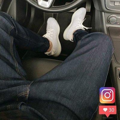 柒零年代【N9660J】原色單寧束口褲縮口褲牛仔褲(UC1842)