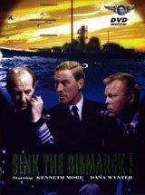 正版全新DVD~擊沉俾斯麥號Sink the Bismarck (1960)~繁中字幕