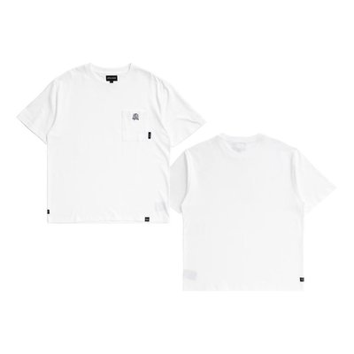 CPTN HOOK  ARRIVAL 19 ROSE PATCH TEE