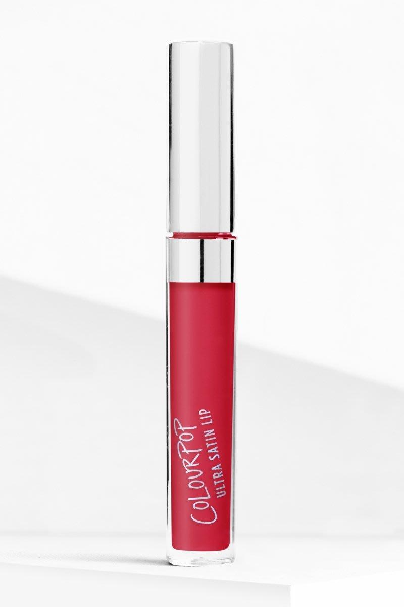 【Best Choice】Colourpop Ultra Satin Lip 液態唇膏 色號:Mucho 現貨在台