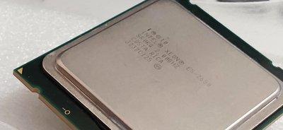 [2011 CPU] Intel XEON E5-2650 真實8核心 Turbo 2.8GHz / 20M