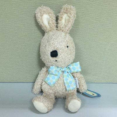 日本正品 le sucre 法國兔 砂糖兔 蝴蝶結造型 絨毛玩偶