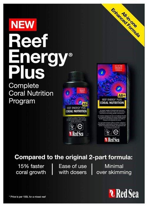 *海葵達人*R-22103以色列Red Sea紅海超級珊瑚糧 - 珊瑚能量劑量Plus(500ml ) 實體店面購物保障