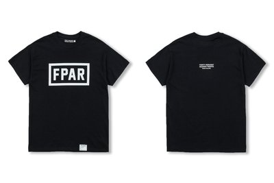 (A.B.E)FORTY PERCENT AGAINST RIGHTS (FPAR) AW19 COLLEGE SS TEE 04