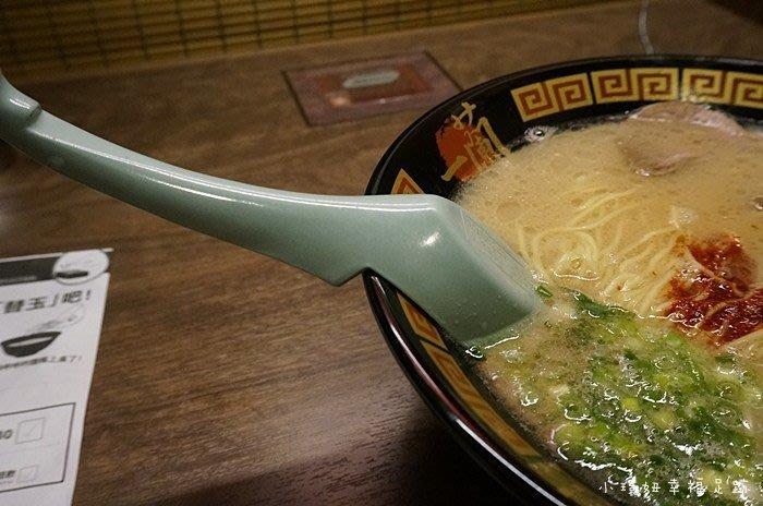 【JP.com】日本原裝 日本拉麵店獨有 特殊防落凹槽設計湯匙 一蘭 拉麵 湯匙 日本製