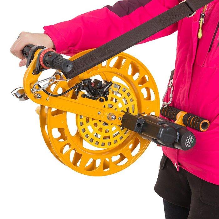 奇奇店-風箏電動輪 電動線輪大型線盤輪鎂合金背帶輪碟剎防倒轉 新款#美觀設計 #到手即飛 #微風好飛