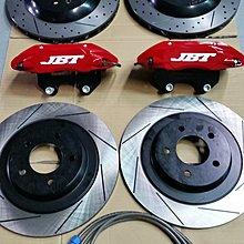 升逸精品輪胎館 JBT大四卡鉗~330MM~355MM 17~18吋適用~馬3 5 6 FOCUS~歡迎洽詢~~