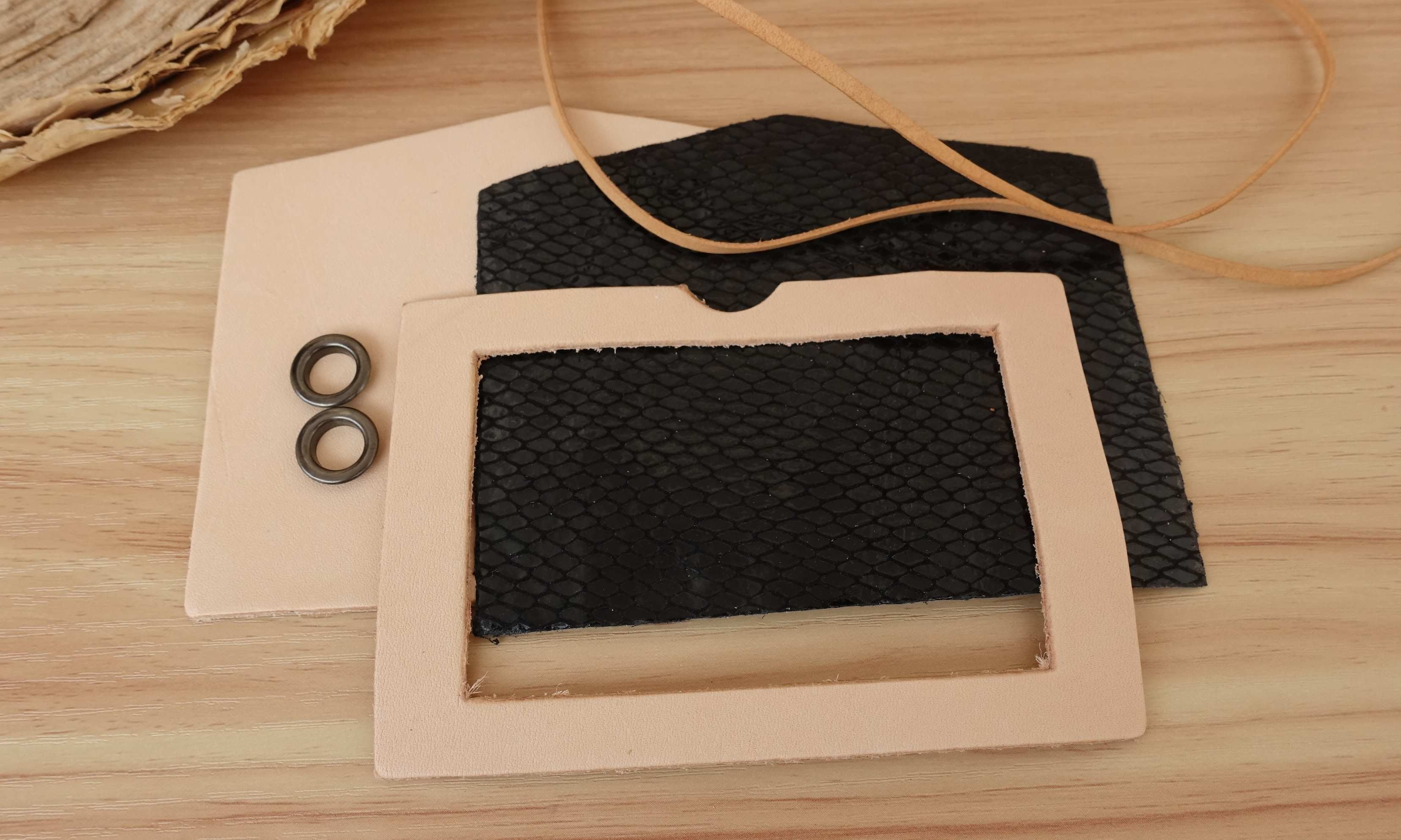 材料包 橫式 悠遊卡  識別證 悠遊卡夾 皮革DIY 材料包 皮雕 皮革 DIY 手作 拼布