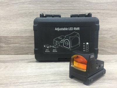 [雷鋒玩具模型]-ADJUSTABLE LED RMR 快瞄(EBB GBB PCP 折槍 喇叭彈 鉛彈)