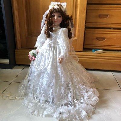 Bless flourish 新娘陶瓷娃娃