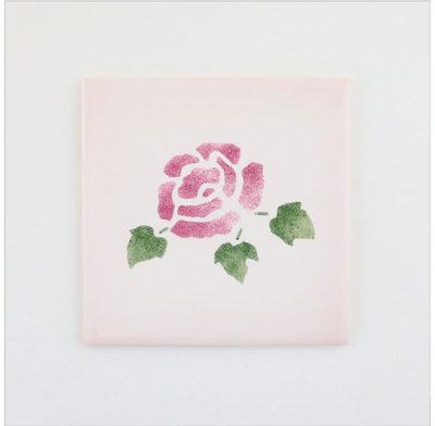 Many 玫瑰 瓷磚 預購