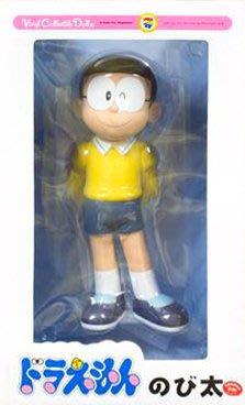 日本正版 Medicom Toy VCD 哆啦A夢 大雄 模型 公仔 日本代購