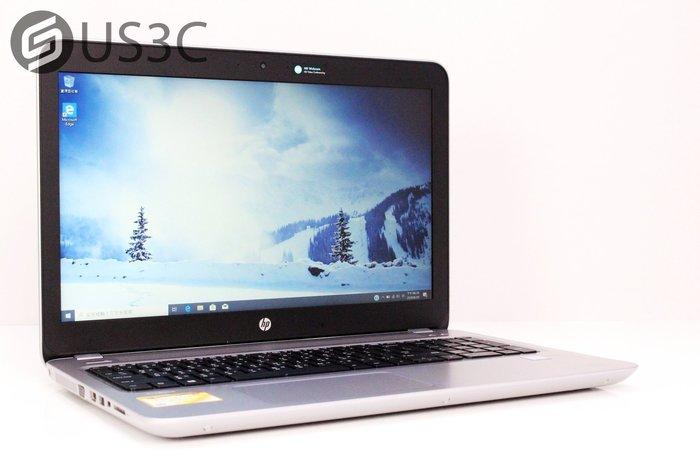 【US3C】惠普 HP ProBook 450 G4 15吋 i5-7200U 8G 256G 二手筆電 原廠保固內