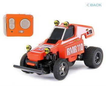 經典雙星紅外線搖控車TAKARA TOMY 4WD Q-Steer Choro Q MICRO BUGGY RC TS-08 Buggy Cham TAMIYA