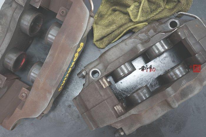 AP RACING PRO 5000+ CP-5040 卡鉗整理、清潔、做動不良、卡鉗咬死、無法回推歡迎洽詢 / 制動改