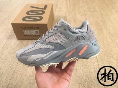 【柏】優質二手 ADIDAS YEEZY BOOST 700 INERTIA 慣性 灰橘 EG7597 女鞋 US5.5