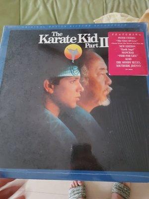 Karate kids 電影原聲黑膠