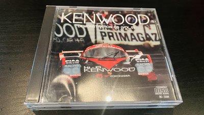 CD﹣﹣建伍KENWOOD DEMONSTRATION CD VOL.5 / 日本版