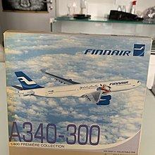 DW1:400 芬蘭航空A340-300