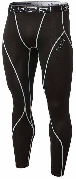 [KOIES] 一元起標無底價 Tesla YUP33 Compression Baselayer運動底褲 緊身褲S