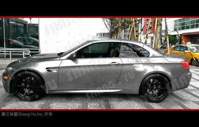 BMW E90 E91 E92 E93 2D 4D 5D M3 款 側裙 空力套件
